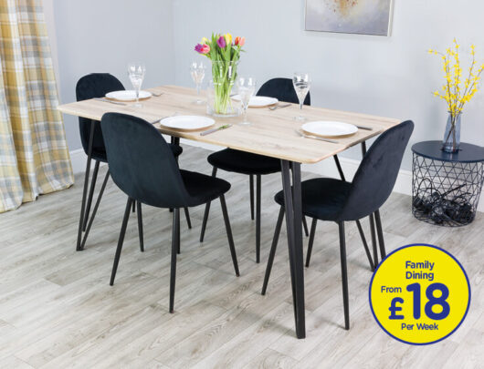 Genoa Dining Table & Chairs
