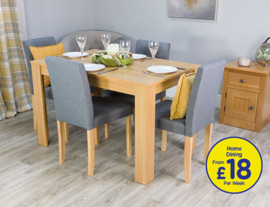 Norfolk Dining Table & Chairs