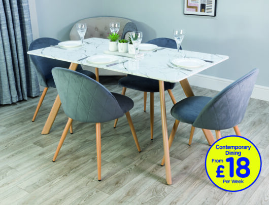 Venice Dining Table & Chairs
