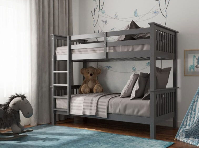 brunel-bunk-bed-grey-pay-weekly