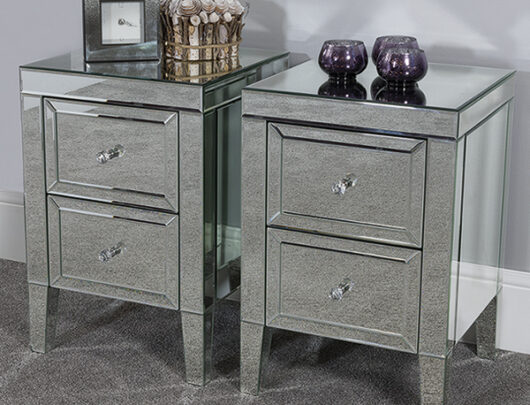 Ibiza Mirrored Drawers