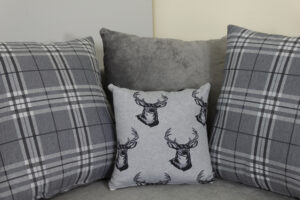 Juliet Dove Grey Corner Sofa