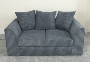 Ronan Slate Grey 2 Seater Sofa